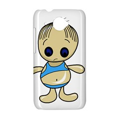 Cute boy HTC Desire 601 Hardshell Case