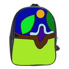 Caterpillar  School Bags(Large)