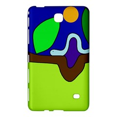 Caterpillar  Samsung Galaxy Tab 4 (8 ) Hardshell Case