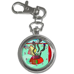 Dancing  snakes Key Chain Watches