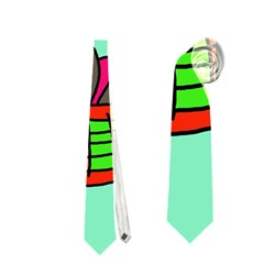 Dancing  snakes Neckties (Two Side)