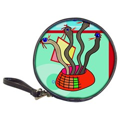 Dancing  snakes Classic 20-CD Wallets