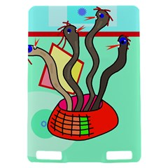 Dancing  snakes Kindle Touch 3G