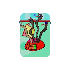 Dancing  snakes Apple iPad Mini Protective Soft Cases
