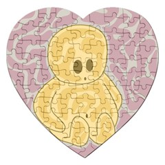 Cute thing Jigsaw Puzzle (Heart)
