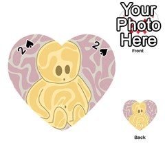 Cute thing Playing Cards 54 (Heart)