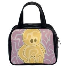 Cute thing Classic Handbags (2 Sides)