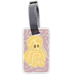 Cute thing Luggage Tags (One Side)