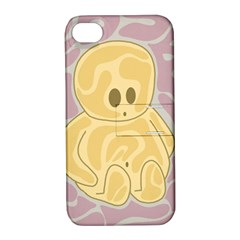 Cute thing Apple iPhone 4/4S Hardshell Case with Stand