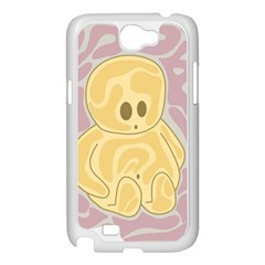 Cute thing Samsung Galaxy Note 2 Case (White)