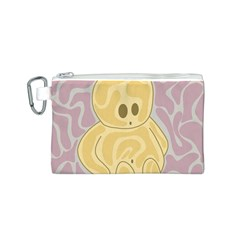 Cute thing Canvas Cosmetic Bag (S)