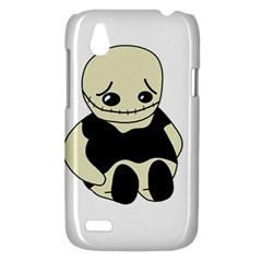 Halloween sad monster HTC Desire V (T328W) Hardshell Case