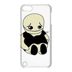 Halloween sad monster Apple iPod Touch 5 Hardshell Case with Stand