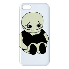 Halloween sad monster Apple iPhone 5 Premium Hardshell Case