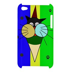 Ice cream cat Apple iPod Touch 4
