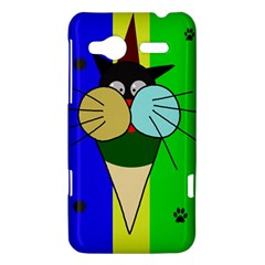 Ice cream cat HTC Radar Hardshell Case