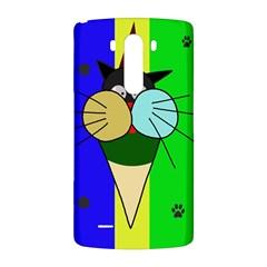 Ice cream cat LG G3 Back Case