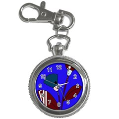 Soldier flowers  Key Chain Watches