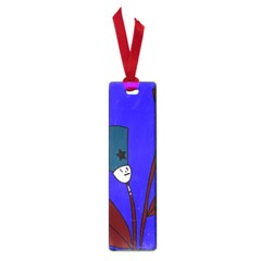 Soldier flowers  Small Book Marks