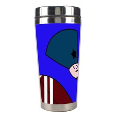 Soldier flowers  Stainless Steel Travel Tumblers