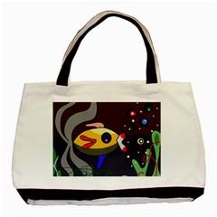 Fish Basic Tote Bag