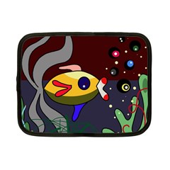 Fish Netbook Case (Small)