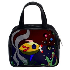 Fish Classic Handbags (2 Sides)