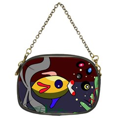 Fish Chain Purses (Two Sides)