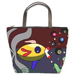 Fish Bucket Bags