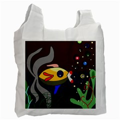 Fish Recycle Bag (One Side)
