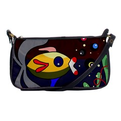 Fish Shoulder Clutch Bags