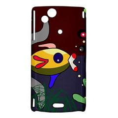 Fish Sony Xperia Arc