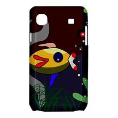 Fish Samsung Galaxy SL i9003 Hardshell Case