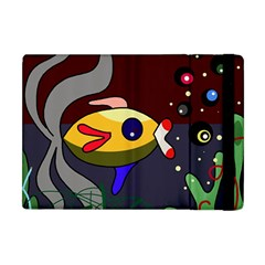 Fish Apple iPad Mini Flip Case