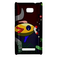 Fish HTC 8X