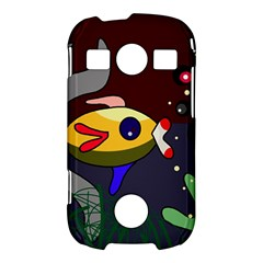 Fish Samsung Galaxy S7710 Xcover 2 Hardshell Case