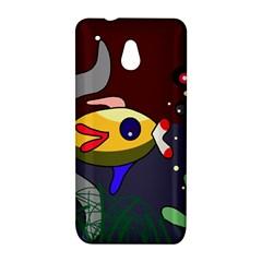 Fish HTC One Mini (601e) M4 Hardshell Case