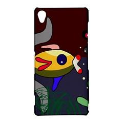 Fish Sony Xperia Z3
