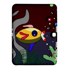 Fish Samsung Galaxy Tab 4 (10.1 ) Hardshell Case