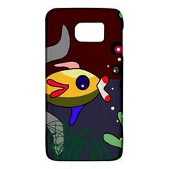 Fish Galaxy S6