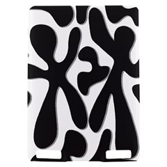 Black and white dance Kindle Touch 3G