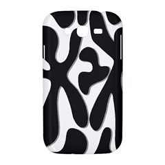 Black and white dance Samsung Galaxy Grand DUOS I9082 Hardshell Case