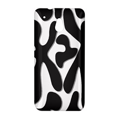 Black and white dance HTC One Mini (601e) M4 Hardshell Case