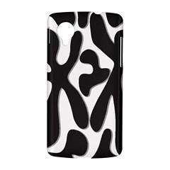 Black and white dance LG Nexus 5