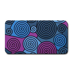 Blue hypnoses Medium Bar Mats