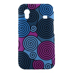 Blue hypnoses Samsung Galaxy Ace S5830 Hardshell Case