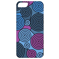Blue hypnoses Apple iPhone 5 Classic Hardshell Case