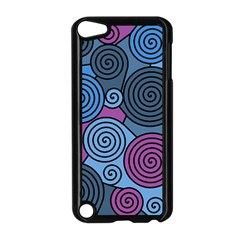 Blue hypnoses Apple iPod Touch 5 Case (Black)