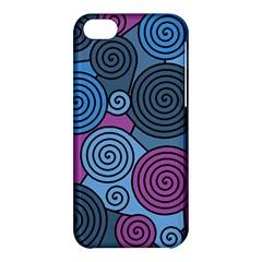 Blue hypnoses Apple iPhone 5C Hardshell Case