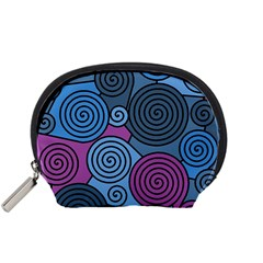 Blue hypnoses Accessory Pouches (Small)
